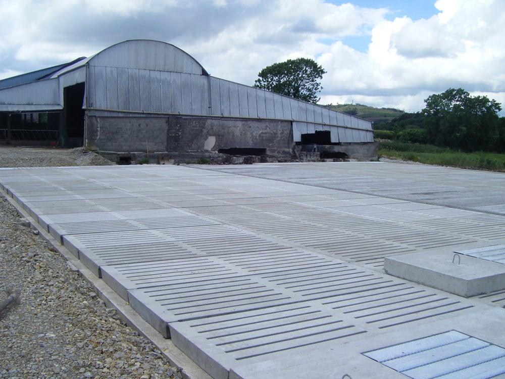 Croom Concrete Cattle Slats