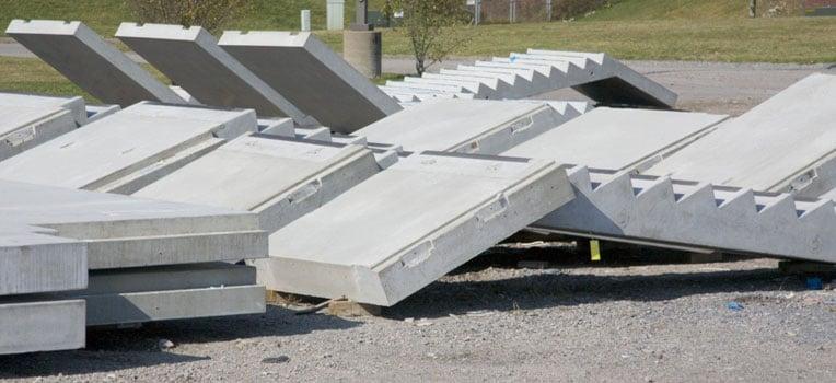 Concrete Stairs | Croom Concrete - Civil