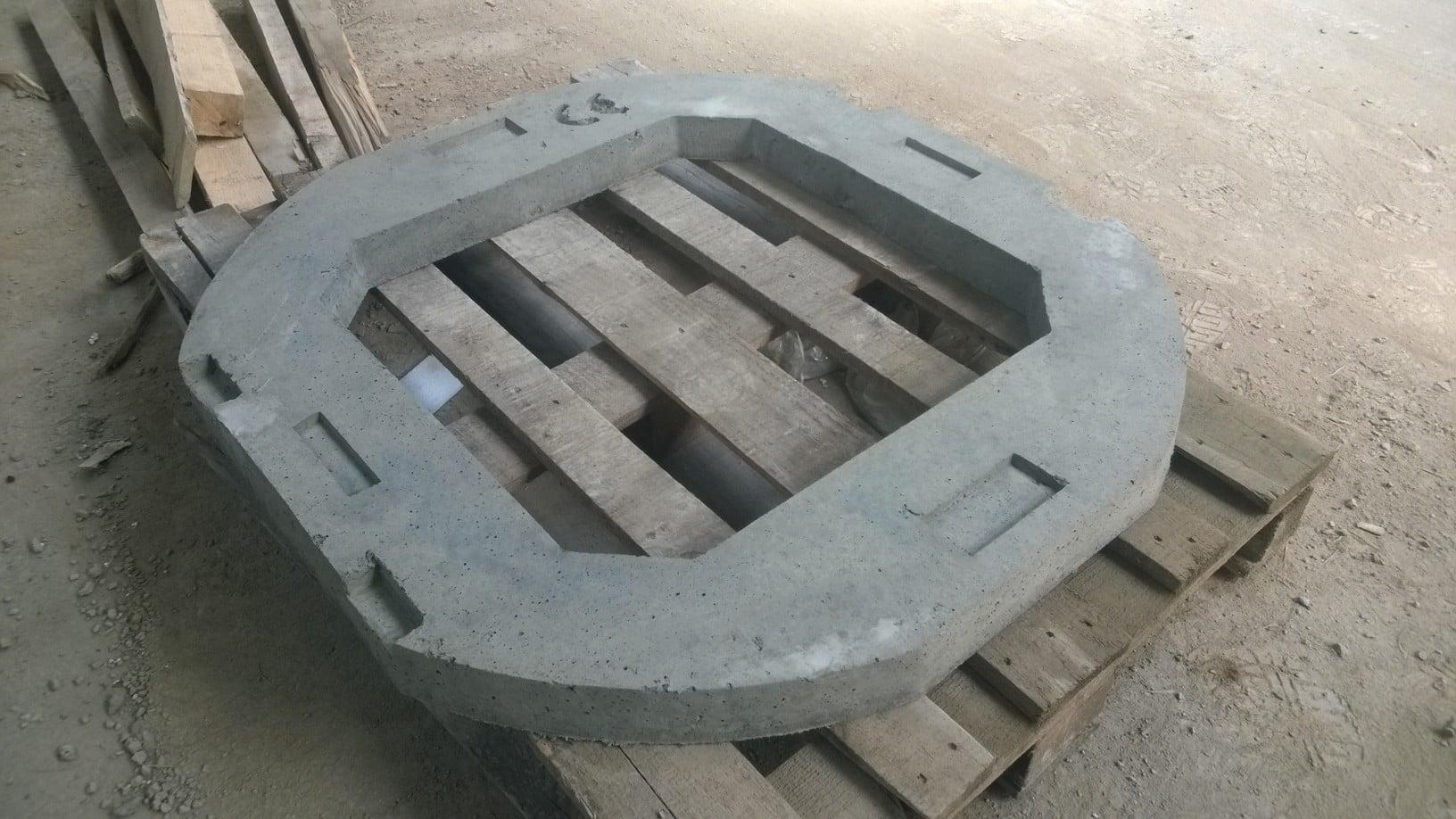 Precast Concrete Manhole And Gully Pot Risers