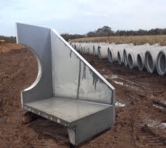 Precast Concrete Headwalls | Drainage Solutions