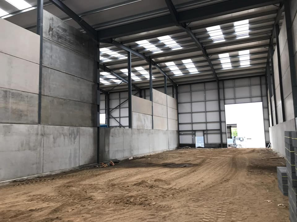 Croom Concrete Prestressed Wall Panels Are The Perfect Building Product