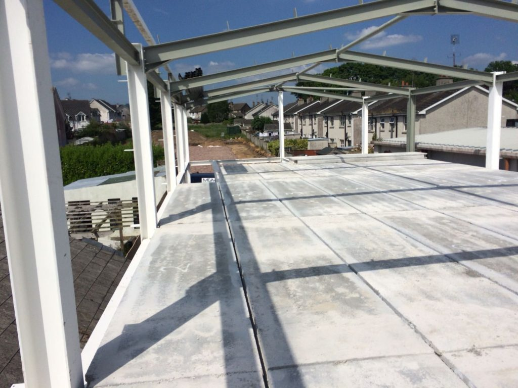 Hollowcore Flooring System - Croom Concrete Ireland